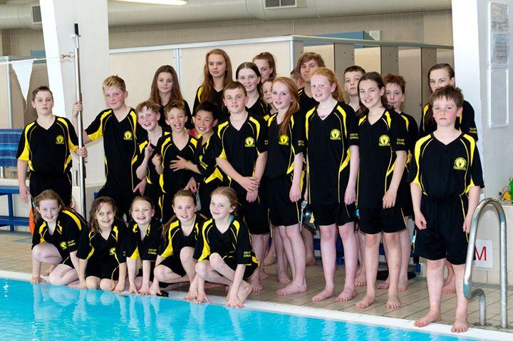 Buckley Amateur Swimming Club Team